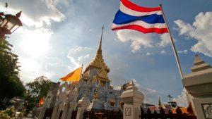 タイ赴任前研修  A.「日本とタイの異文化を理解する」
